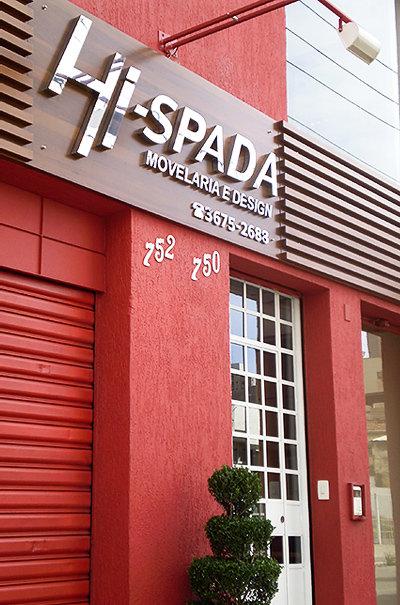 Hi-Spada - Movelaira e Design