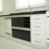 Hispada - Projetos - Cozinhas - Cozinha planejada sob medida - [Projeto 14]