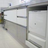 Hispada - Projetos - Cozinhas - Cozinha planejada sob medida - [Projeto 15]